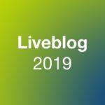 Liveblog 2019
