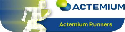 Actemium Runners logo